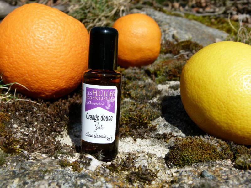 huile essentielle orange douce blog huiles essentielles. Black Bedroom Furniture Sets. Home Design Ideas