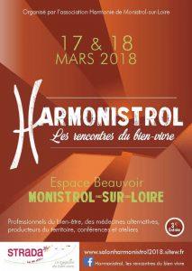 Flyer Harmonistrol 17 et 18 mars 2018