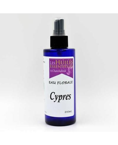 Eau Florale de Cyprès Bio