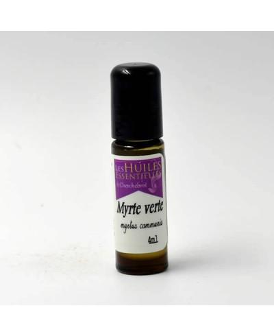 Huile Essentielle de Myrte verte sauvage Bio