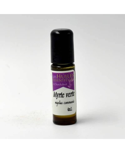 Huile Essentielle de Myrte verte Bio