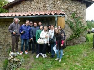 Visite des Sardes 2015